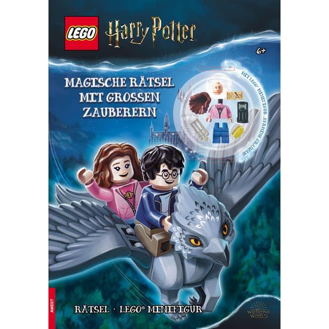 LEGO® Harry Potter™ - Magische Rätsel mit großen Zauberern