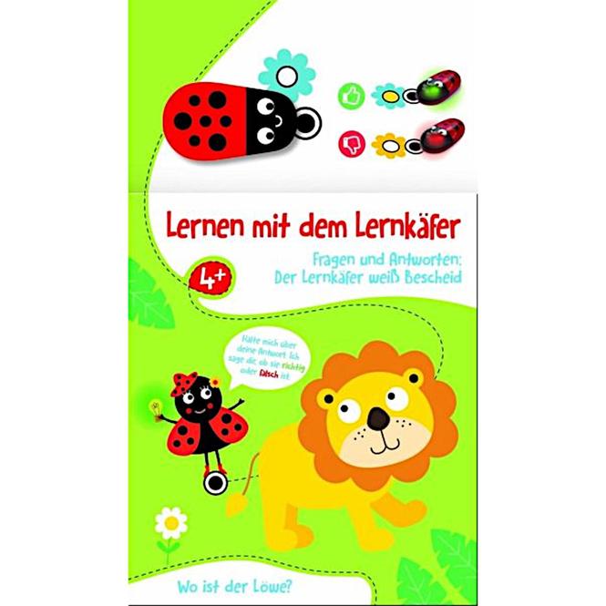 Lernen mit dem Lernkäfer - Wo ist der Löwe?
