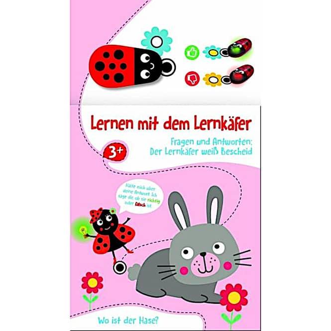 Lernen mit dem Lernkäfer - Wo ist der Hase?