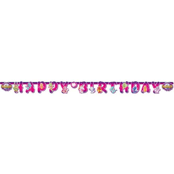 Partykette - Safiras - 200 x 15 cm - 1 Stück