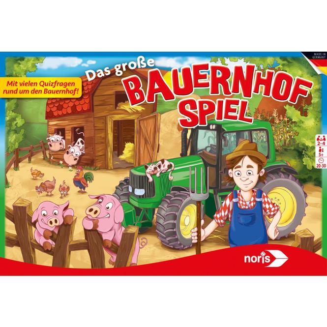 Das große Bauernhof-Spiel - Brettspiel