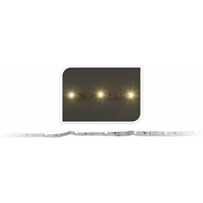 LED-Lichtleiste - warmweiß - verschiedene Varianten
