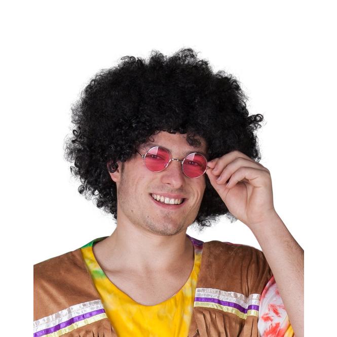 Boland Perücke Afro schwarz