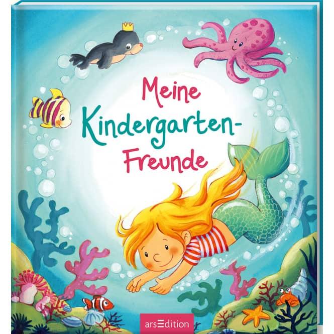Meine Kindergartenfreunde - Meerjungfrau