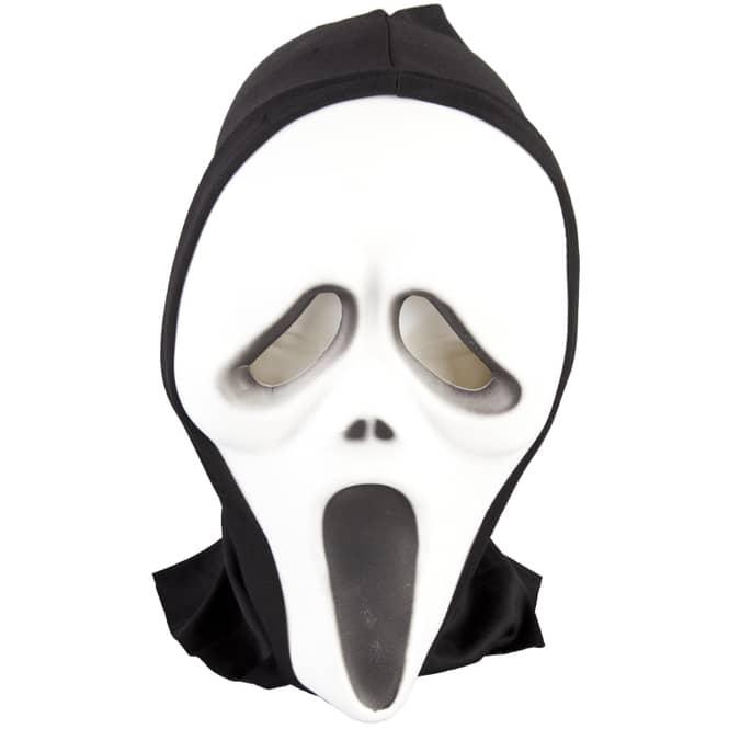 Maske - Ghostface - für Erwachsene