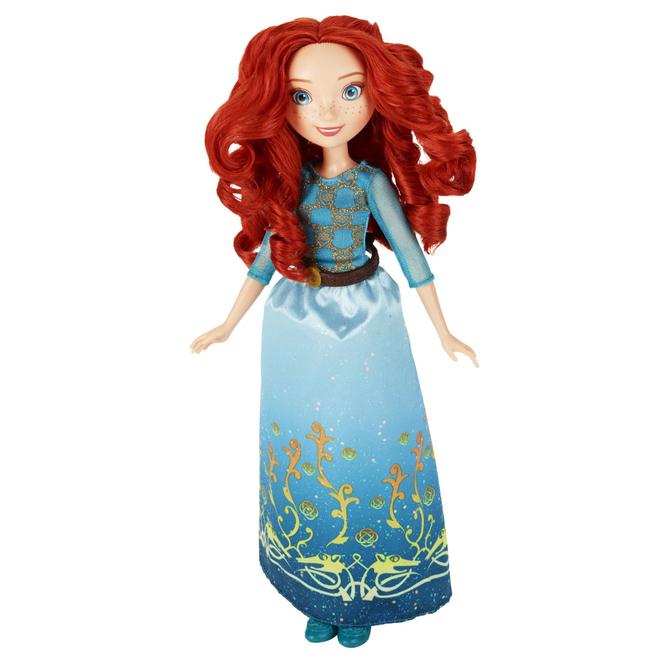 Disney Princess - Puppe - Schimmerglanz Merida