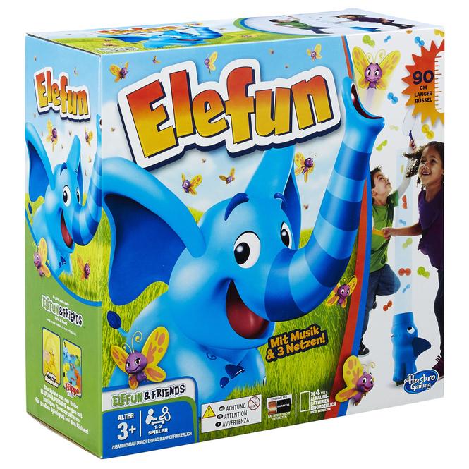 Elefun - Spiel - Hasbro Gaming