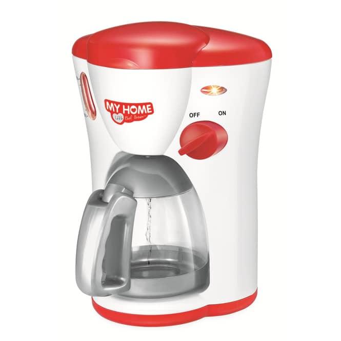 Besttoy - Kaffeemaschine mit Licht und Funktion - ca. 21cm