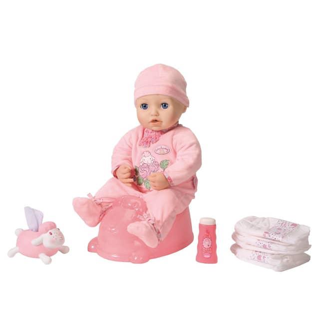 Baby Annabell - Töpfchen Training Set