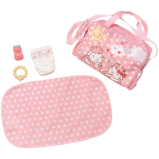 Baby Annabell - Wickeltasche - rosa