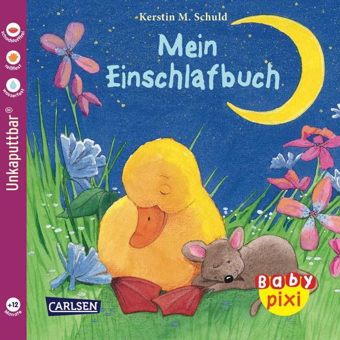 Baby Pixi - Band 25 - Mein Einschlafbuch