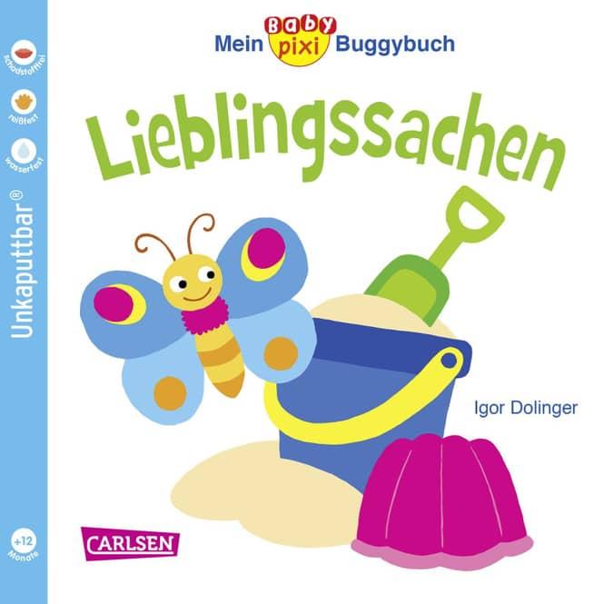 Mein Baby-Pixi Buggybuch - Lieblingssachen