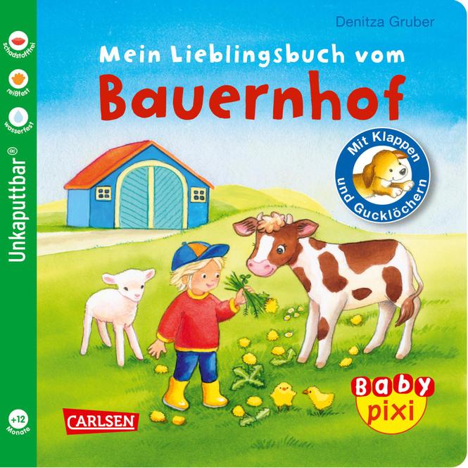 Mein Lieblingsbuch vom Bauernhof - Baby Pixi - Band 69