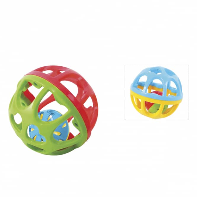Playgo Activity Rasselball - 1 Stück