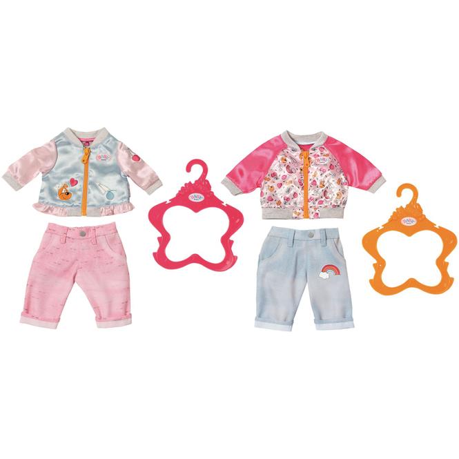 Baby Born - Freizeit-Outfit - verschiedene Sets