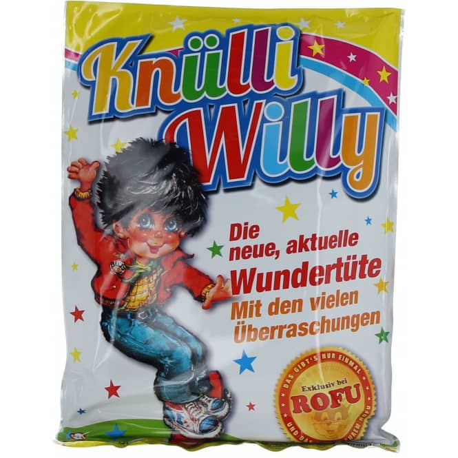 Wundertüte - Knülli Willy - für Jungen