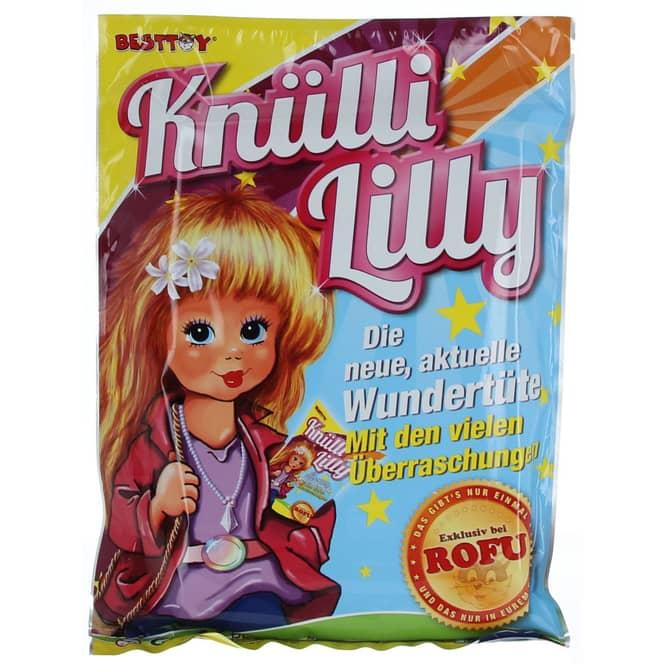 Wundertüte - Knülli Lilly - für Mädchen