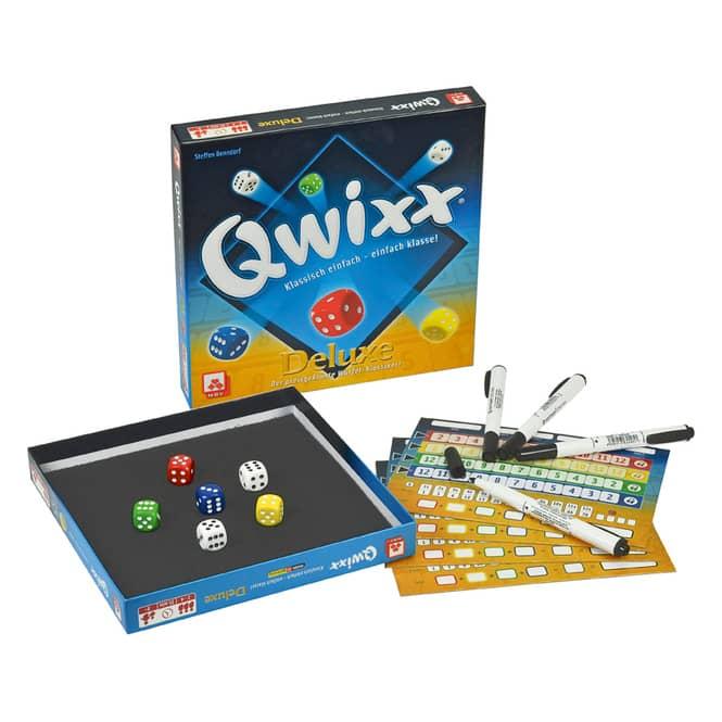 Qwixx Deluxe - Nürnberger Spielkarten