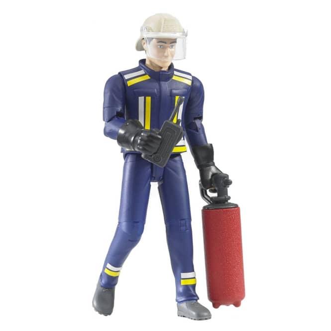BRUDER 60100  Feuerwehrmann