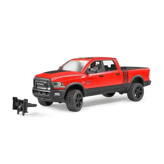 BRUDER 2500 Dodge RAM Power Wagon
