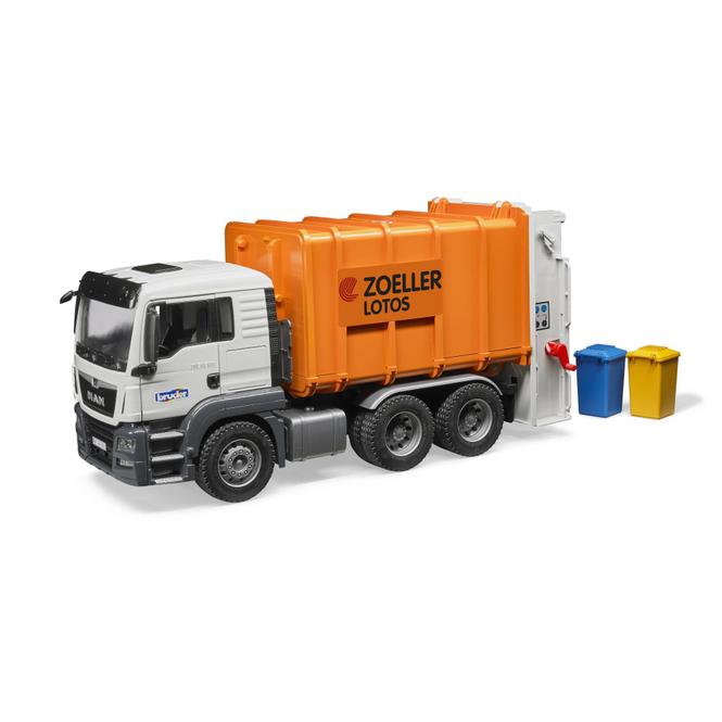 BRUDER 3762 - MAN TGS Müll-LKW