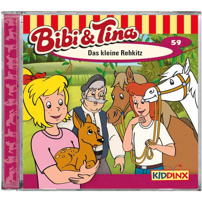 Bibi und Tina Folge 59 Das kleine Rehkitz CD