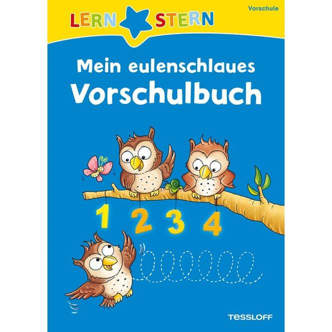 Lernstern - Mein eulenschlaues Vorschulbuch