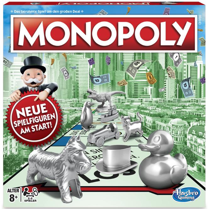 Monopoly Classic - Hasbro Gaming