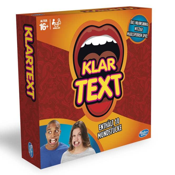 Klartext - Hasbro Gaming
