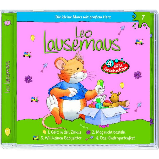 Leo Lausemaus Folge 7 CD
