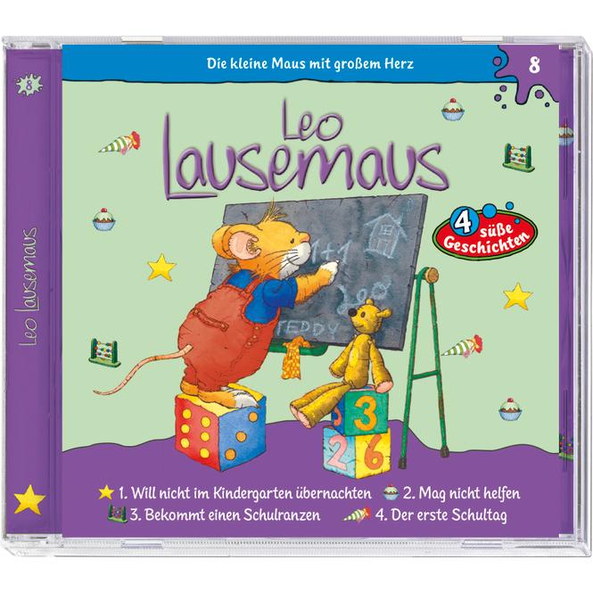 Leo Lausemaus Folge 8 CD