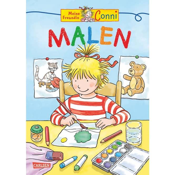 Conni Malen - Gelbe Reihe - Carlsen