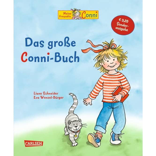Das große Conni-Buch - Sammelband