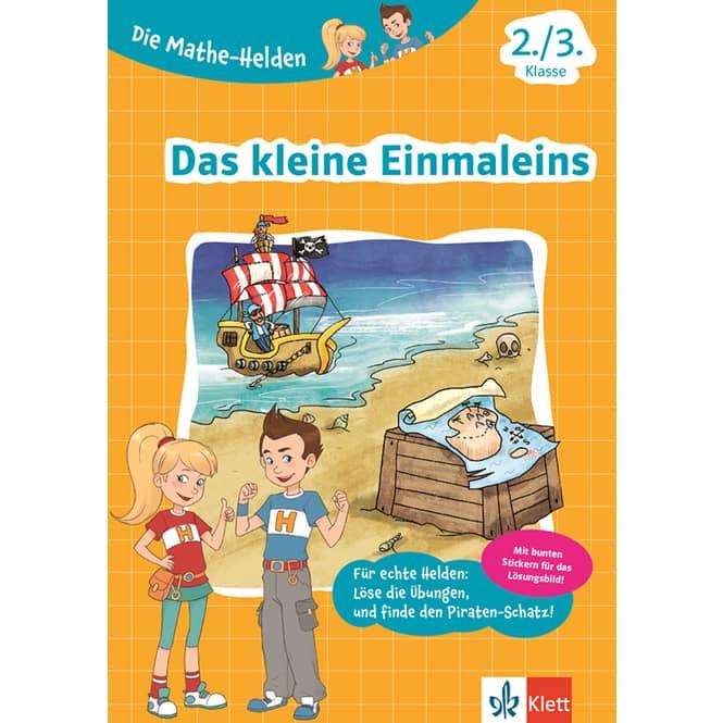 Die Mathe-Helden 2./3. Klasse - Das kleine Einmaleins