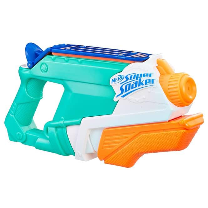 Nerf Super Soaker - Splash Mouth Wasserpistole