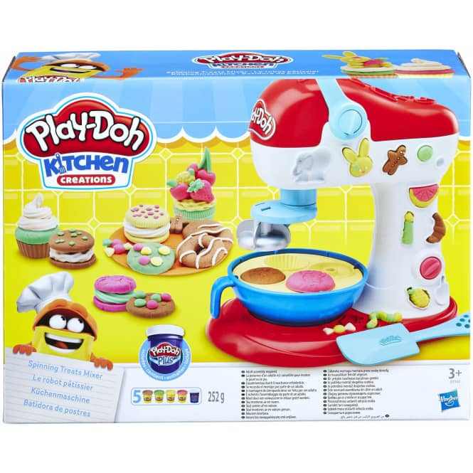 Play-Doh Kitchen - Küchenmaschine - Knetset