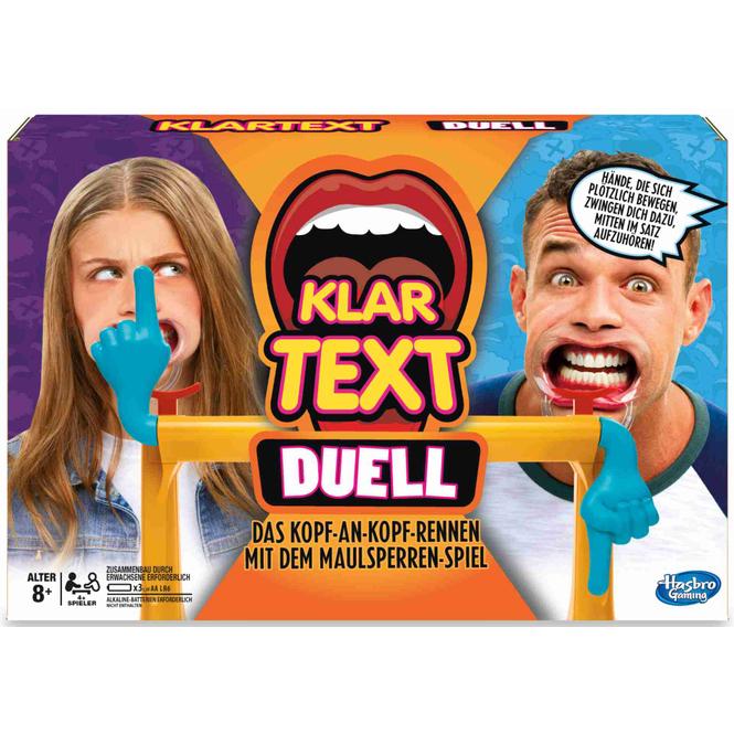 Klartext - Duell - Hasbro