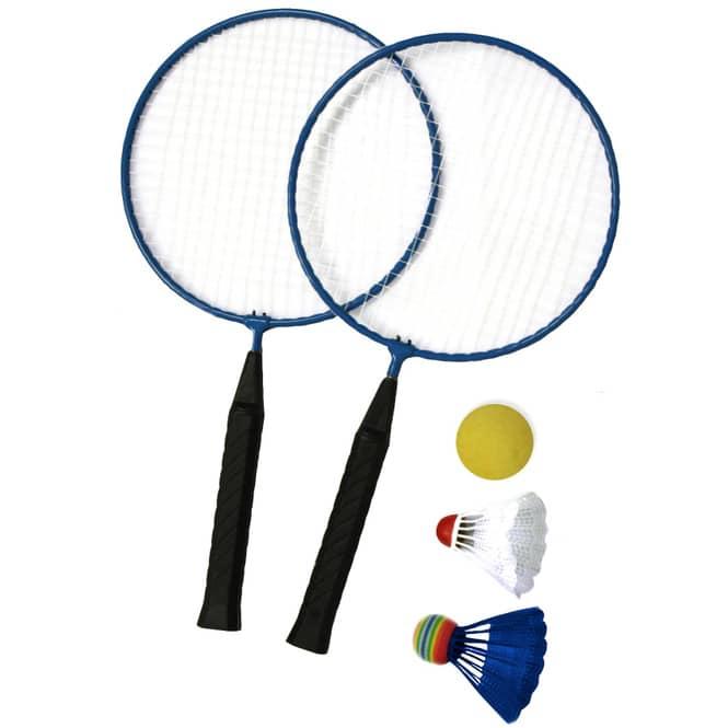 Mini-Federballset - 5-teilig