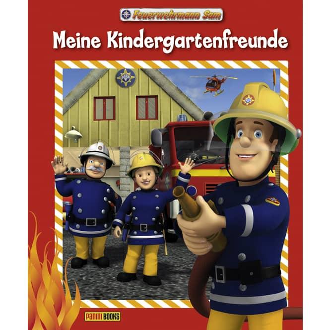 Meine Kindergartenfreunde - Feuerwehrmann Sam
