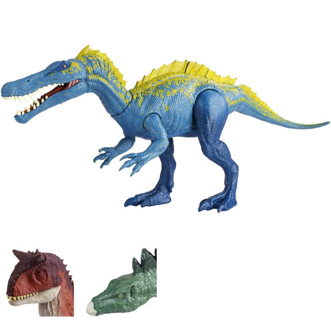 Jurassic World - Action Attack Dinosaurier - 1 Stück