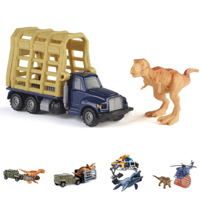 Jurassic World - Matchbox Dino Transporter - 1 Set