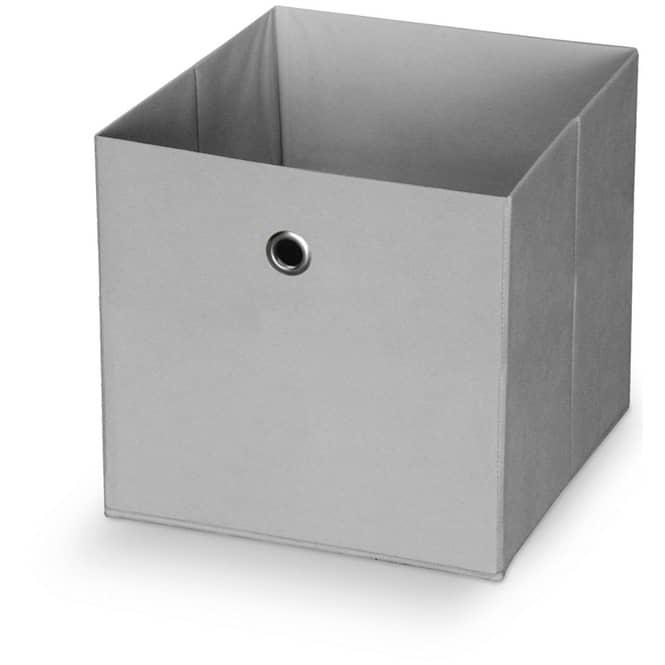 Aufbewahrungsbox - aus Stoff - 30 x 30 x 30 cm - verschiedene Farben