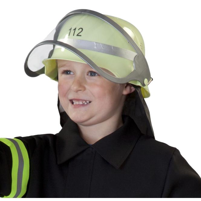 Feuerwehrhelm - für Kinder