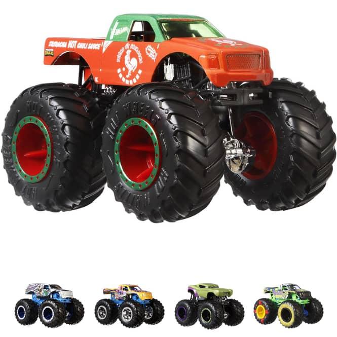 Hot Wheels Auto - Monster Trucks Sortiment - 1 Stück