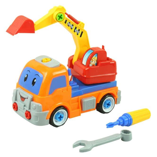 Besttoy - Super Truck Schaufelbagger - ca. 25 cm