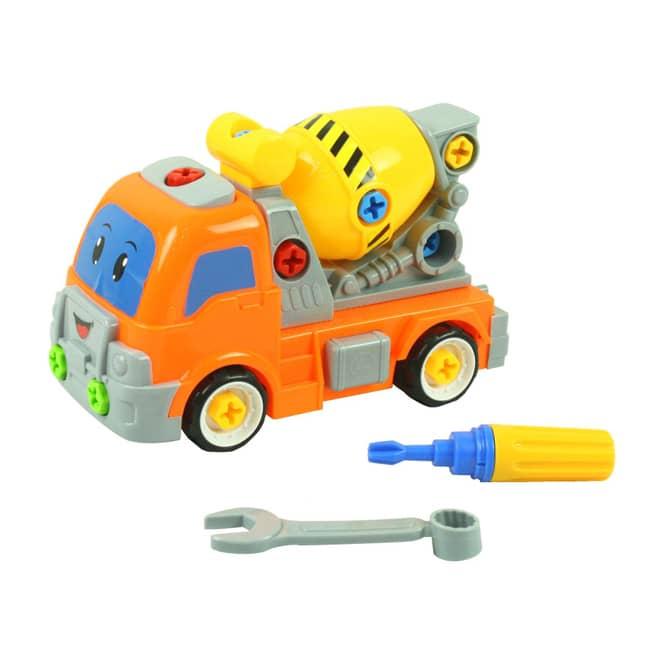 Besttoy - Super Truck Betonmischer - ca. 23 cm