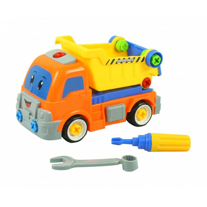 Besttoy - Super Truck Kipplaster - ca. 24 cm
