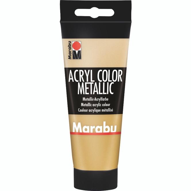 Marabu - Acryl Farbe - Gold - 1 Tube à 100 ml