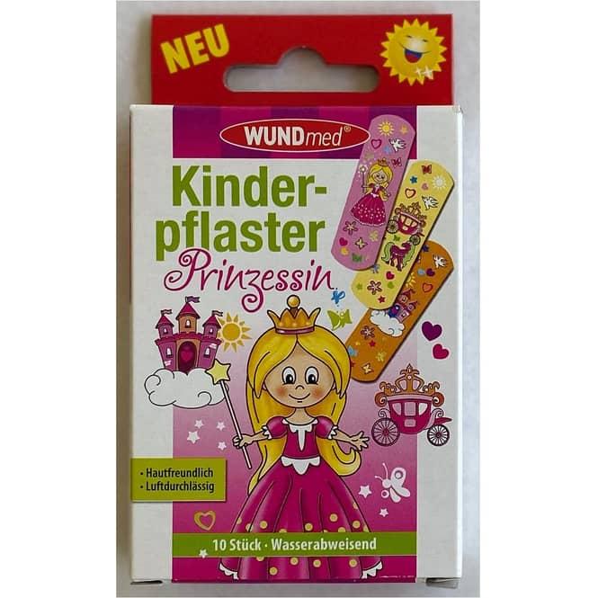Kinderpflaster - Prinzessin