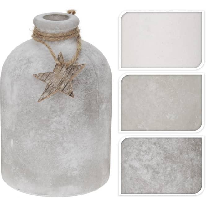 Vase - aus Glas - verschiedene Ausführungen
